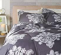 Top Down Comforter Brands Blue Ridge 1000tc Cotton Down Alt Comforter King Page 1 U2014 Qvc Com