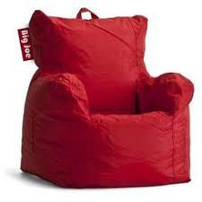 comfort research big joe roma bean bag chair