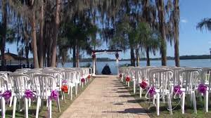 wedding venues in orlando paradise cove wedding venue in orlando