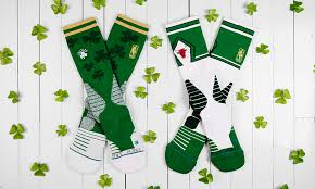 stance just don link for nba specific st s day socks