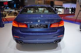 2017 geneva debut of the bmw alpina g30 b5 with 608 horsepower