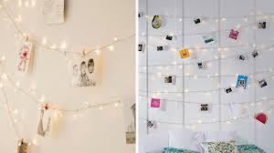 guirlande lumineuse d馗o chambre 4 idées pour installer une guirlande lumineuse dans une chambre