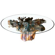 tree trunk dining table stump dining table tree stump dining table teak root dining table uk