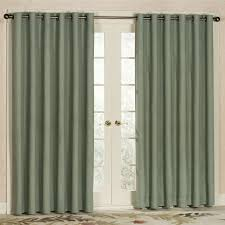 Wide Window Curtains by Weathermate Solid Thermalogic Tm Room Darkening Grommet Curtains