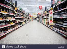 tesco aisle stock photos u0026 tesco aisle stock images alamy