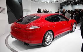 Porsche Panamera Gts - first drive 2013 porsche panamera gts automobile magazine