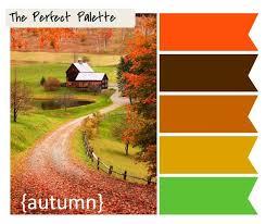 Autumn Color Schemes 138 Best Color Schemes Images On Pinterest Color Schemes Colors