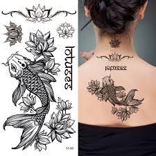 yoga tattoo pictures supperb temporary tattoos fish lotus spirit yoga tattoos