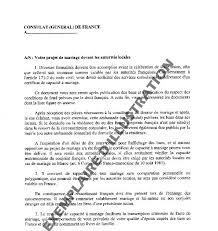 certificat de capacitã de mariage ayyub demande de capacité à mariage