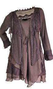 pretty blouses plus size layered vintage blouse in mauve