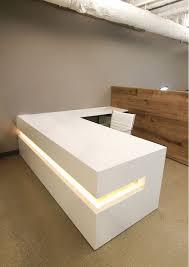 White Gloss Reception Desk Office Table White Gloss Reception Desk White Reception Desk