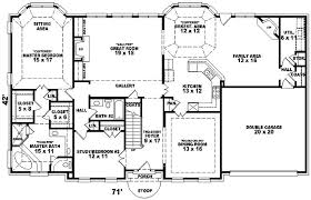 hyatt place greek revival home plan 087d 0998 house plans and more