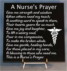 nurse quote gifts nurse u0027s prayer nurse tribute nurse retirement rn prayer