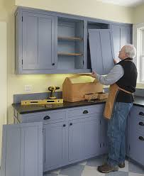 How To Install Kitchen Cabinets Diy How To Install Inset Cabinet Doors Fine Homebuilding