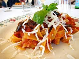 cuisine sicilienne pâtes à la sicilienne recette de la pasta alla norma