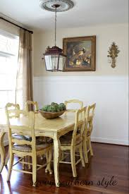 Southern Dining Rooms by Savvy Southern Style Breakfast Room Updates Ballard U0027s Lantern