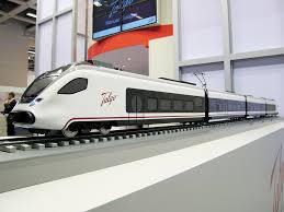 suburban talgo train design proposal commuter suburban regional