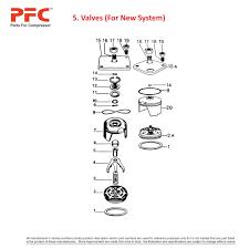 delivery valve compl 1613119280 replacement vt u0026 bt 4 5 6
