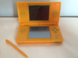console nintendo ds lite nintendo ds lite z limited edition console open and
