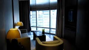 armani hotel dubai deluxe room youtube