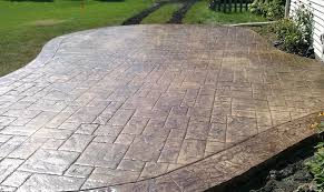 Concrete Patio Houston Stamped Concrete Houston New Remodel Or Design