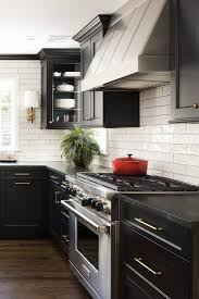 black cabinets kitchen ideas 39 black kitchen cabinet ideas entering the side