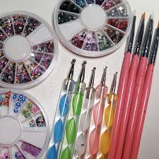 Top  Nail Art Tips For Beginners Expert Advice Nail Art Tools - Nail design tools at home