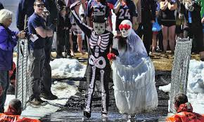 march 10 frozen dead guy festival a weird mix of halloween and