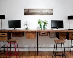 Custom Office Furniture by Custom Corner Desk Etsy