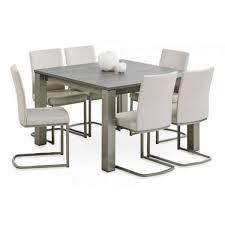 table cuisine 4 pieds table de cuisine carrée extensible en stratifié vario 4 pieds