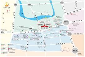 Beijing China Map by Beijing Exhibition Center Beijing Exhibition Center Info