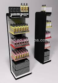 tsd w526 factory direct custom wooden wine display stand wine