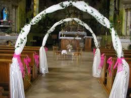 decoration eglise pour mariage une décoration un lieu la décoration de l eglise the wedding team
