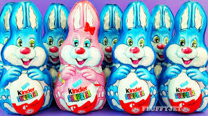 bunny easter 8 easter kinder bunny rabbit army toys unboxing