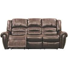 Reclining Sofas Brice Brown Reclining Sofa 2f 9596rs Cambridge Home 9596 53 Qpz