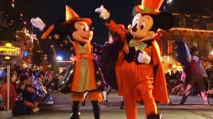 frightfully fun parade full show 2017 from mickey u0027s halloween