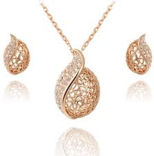 saudi arabia gold earrings 18k gold plated earrings necklace set review and buy in riyadh