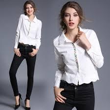 click to buy u003c u003c 2017 women blouse winter autumn shirts long need