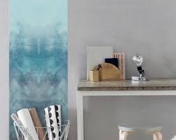 self adhesive wallpaper blue adhesive wallpaper etsy