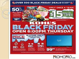 kohls black friday ad scan 2014 find great black friday deals get