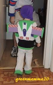 Buzz Lightyear Halloween Costume Toy Story Family Costume Bo Peep Woody Buzz Lightyear Buzz