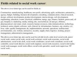 assistant social worker cover letter