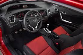 Si E Auto R Er 2014 Honda Civic Si Coupe Test Motor Trend