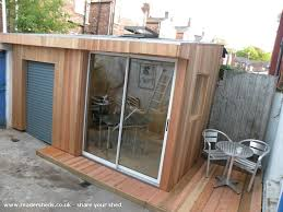 Diy Garden Shed Design by One Grand Designs Shed Workshop Studio From Liverpool Uk Owned