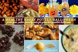 harry potter halloween party a healthy harry potter halloween part 2 the food real everything