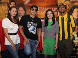 film ombak rindu full movie cinema com my stars at ombak rindu premiere