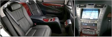 2007 lexus ls 460 luxury package 2007 lexus ls 460 exceeds expectations motorpicks com
