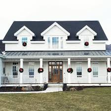 best 25 white farmhouse exterior ideas on pinterest farm house