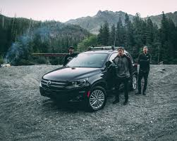 custom volkswagen tiguan volkswagen canada launches vwadventure influencer campaign with