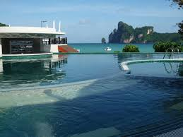 infinity swimming pool ideas with water bar and good looking infinity swimming pool ideas with water bar and good looking scenery amazing ideas